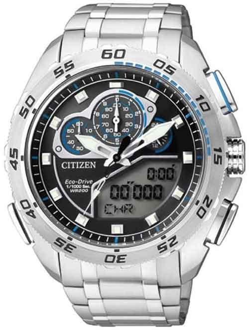 ce2613fd823 Relógio Citizen Masculino Pro Master Terra Jw0120-54e   Tz1 - R ...