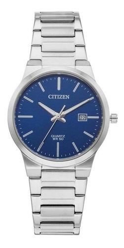 relógio citizen masculino ref: tz20831f social prateado