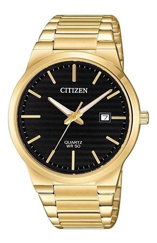 relógio citizen masculino ref: tz20831u social prateado