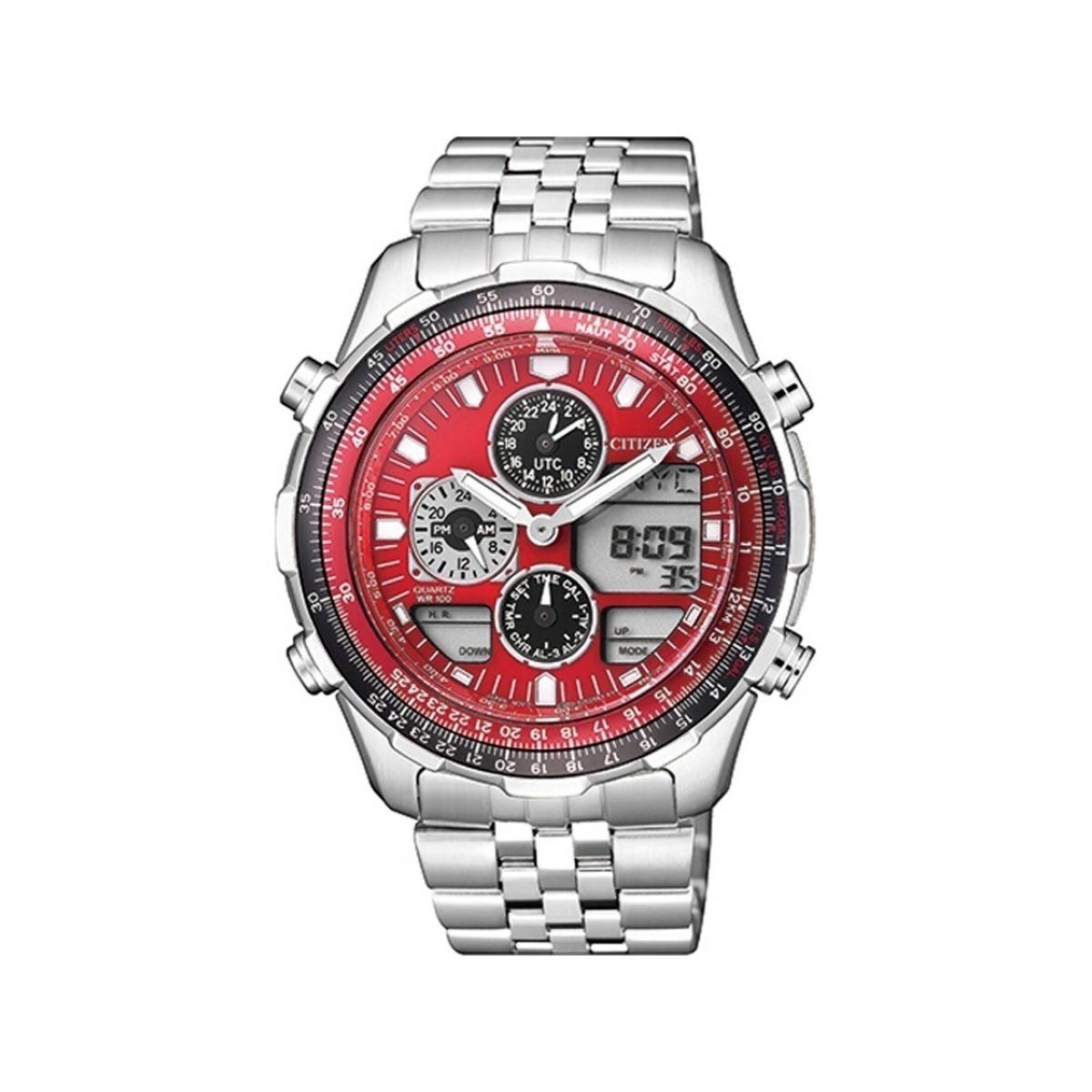 90a9844c2dc Relógio Citizen Navihawk Promaster Ar Jn0120-85x - R  1.649