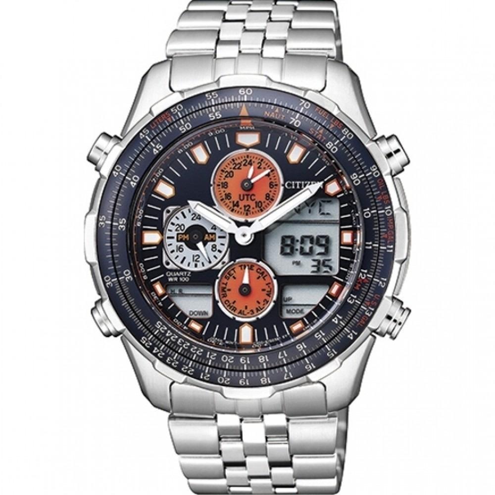 97fcba9e1c8 relógio citizen navihawk promaster ar jn0121 82l   tz10173f. Carregando zoom .
