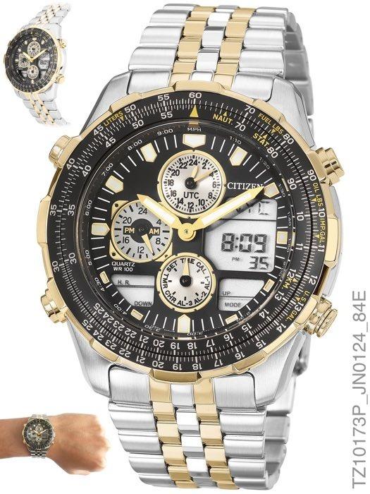 a178bc84ce0 Relógio Citizen Navihawk Promaster Ar Jn0124-84e   Tz10173p - R ...