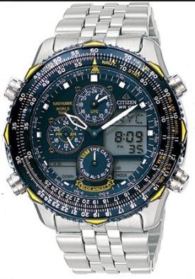 1057790808a Relógio Citizen Promaster Navyhawk Jn0040-58l Blue Angels - R  1.179 ...