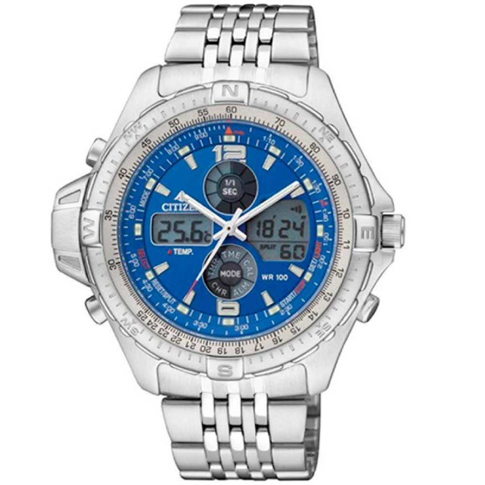 9be4e6a1d2f relógio citizen promaster terra tz10093f   js1046-55l. Carregando zoom.