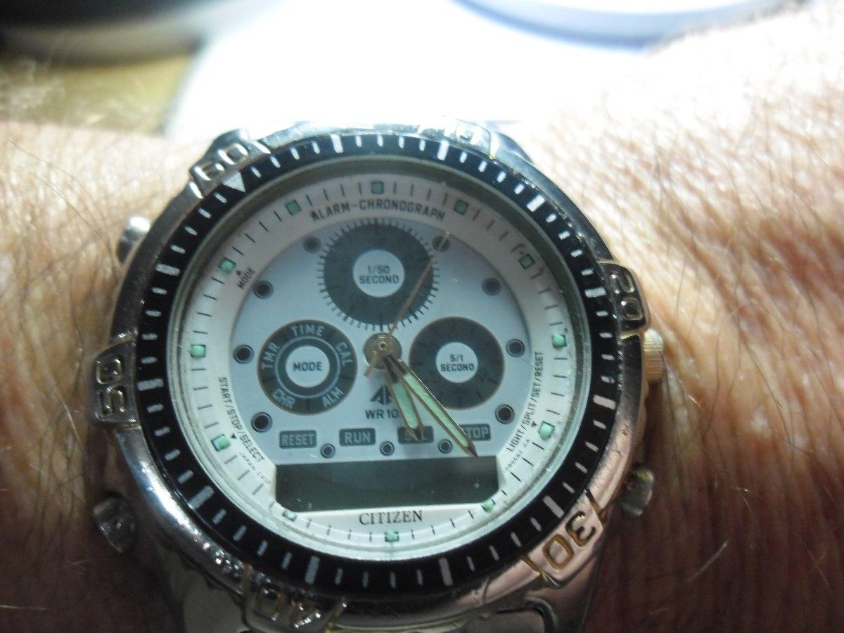 e6cc398308c relógio citizen promaster wr 100 serie ouro limitada. Carregando zoom.