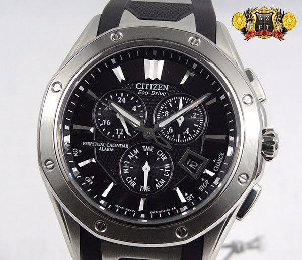 0c792492b3b relógio citizen signature collection eco drive octavia preto. 4 Fotos