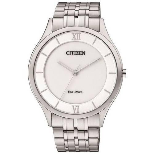 0e141f90bf2 Relógio Citizen Slim Safira Eco Drive Stiletto Tz20304q - R  1.890 ...