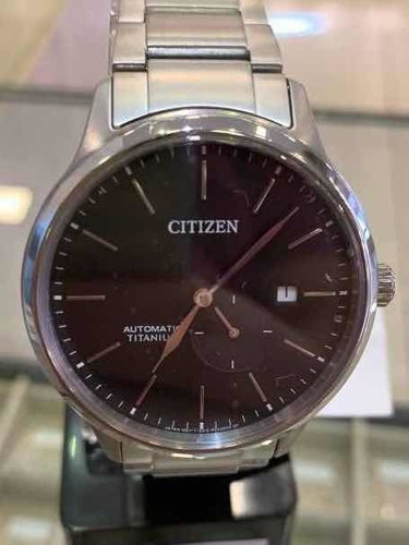 relógio citizen tz20886t
