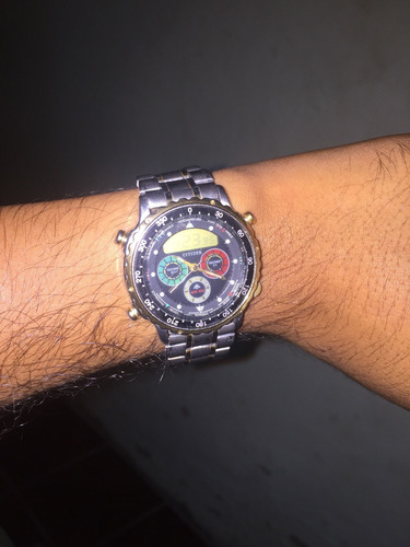 relógio citzen original, relíquia da década de 90