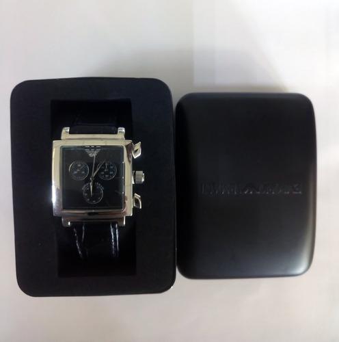 relógio clássico emporio armani ar5324 100% original