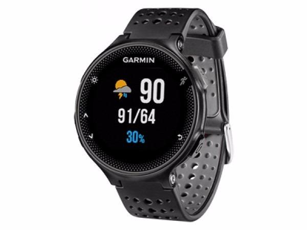 ed73b9ee001 Relógio Com Monitor Cardíaco Embutido Garmin Forerunner 235 - R  1.399