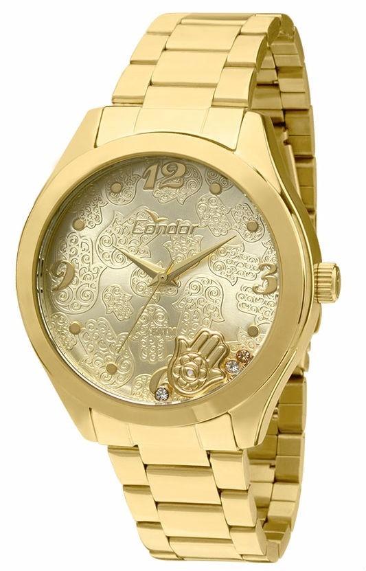 9acf5db1dde82 Relógio Condor Feminino Co2036kok 4d - R  174,85 em Mercado Livre