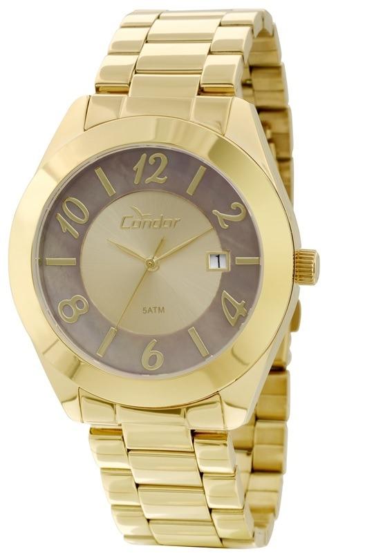 5d31d404f74 Relógio Condor Mosaico Feminino Co2115te 4x - R  169
