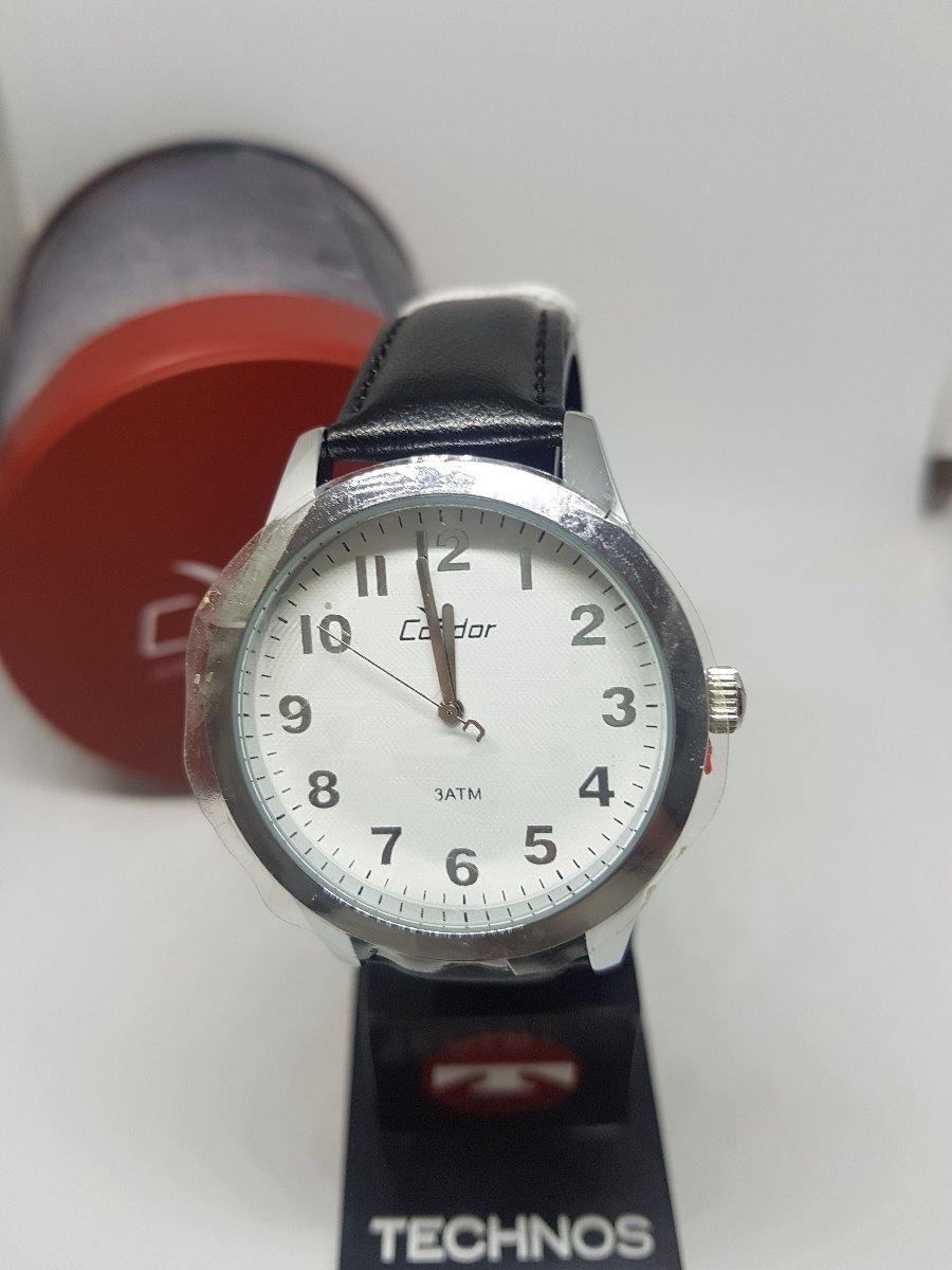 142520a0aca08 Relógio Condor Feminino Co2035ab 3b - R  129,00 em Mercado Livre