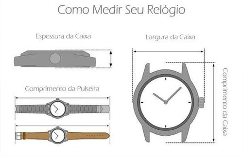 relógio condor feminino co2035fnf/4x dourado
