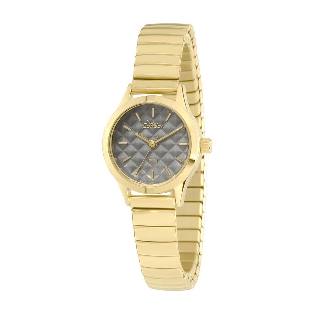 21a7269679d relógio condor feminino dourado pequeno co2036koa 4c. Carregando zoom.