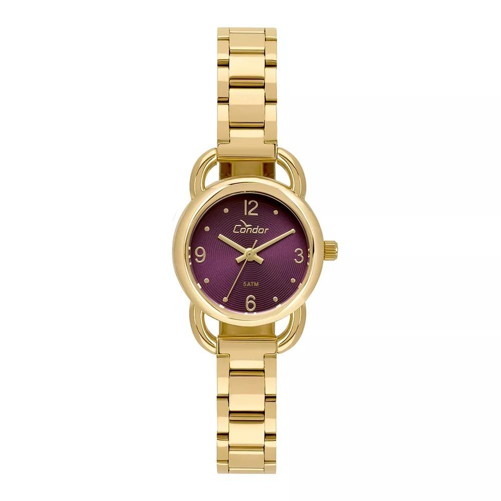 a692287c720 relógio condor feminino social dourado pequeno co2035kxl 4n. Carregando zoom .