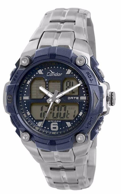 Relógio Condor Masculino Coad0912 3a - R  169,11 em Mercado Livre 59fdc78b46