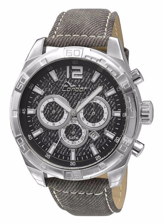 Relógio Condor Masculino Covd33ak 3p - R  253,71 em Mercado Livre 652ca66648
