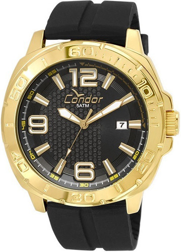 relógio condor masculino analógico co2415be/8p