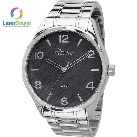 9f14f5f3b8 Relógio Condor Masculino Co2035knr 3c
