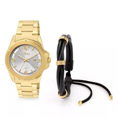 relógio condor masculino co2115xf/k4k