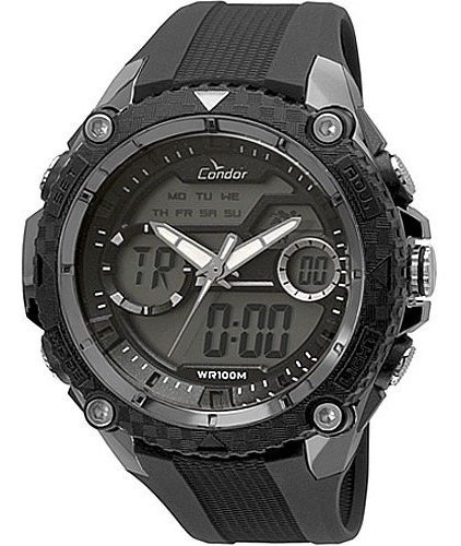 relógio condor masculino coad1146ab/8p