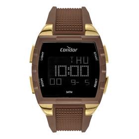 Relógio Condor Masculino Cobj2649aa/2m Digital Quadrado,