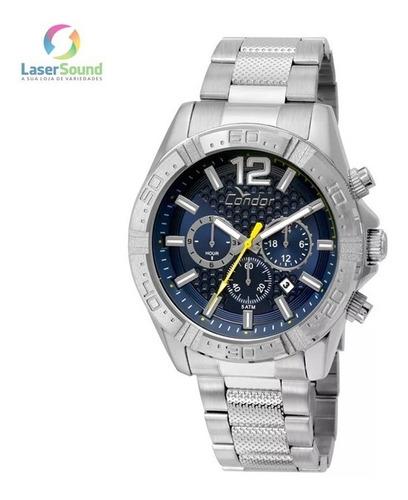 relógio condor masculino covd33aq/3a, c/ garantia e nf