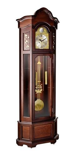 relógio cordas pedestal coluna carrilhão cuco herweg 5335