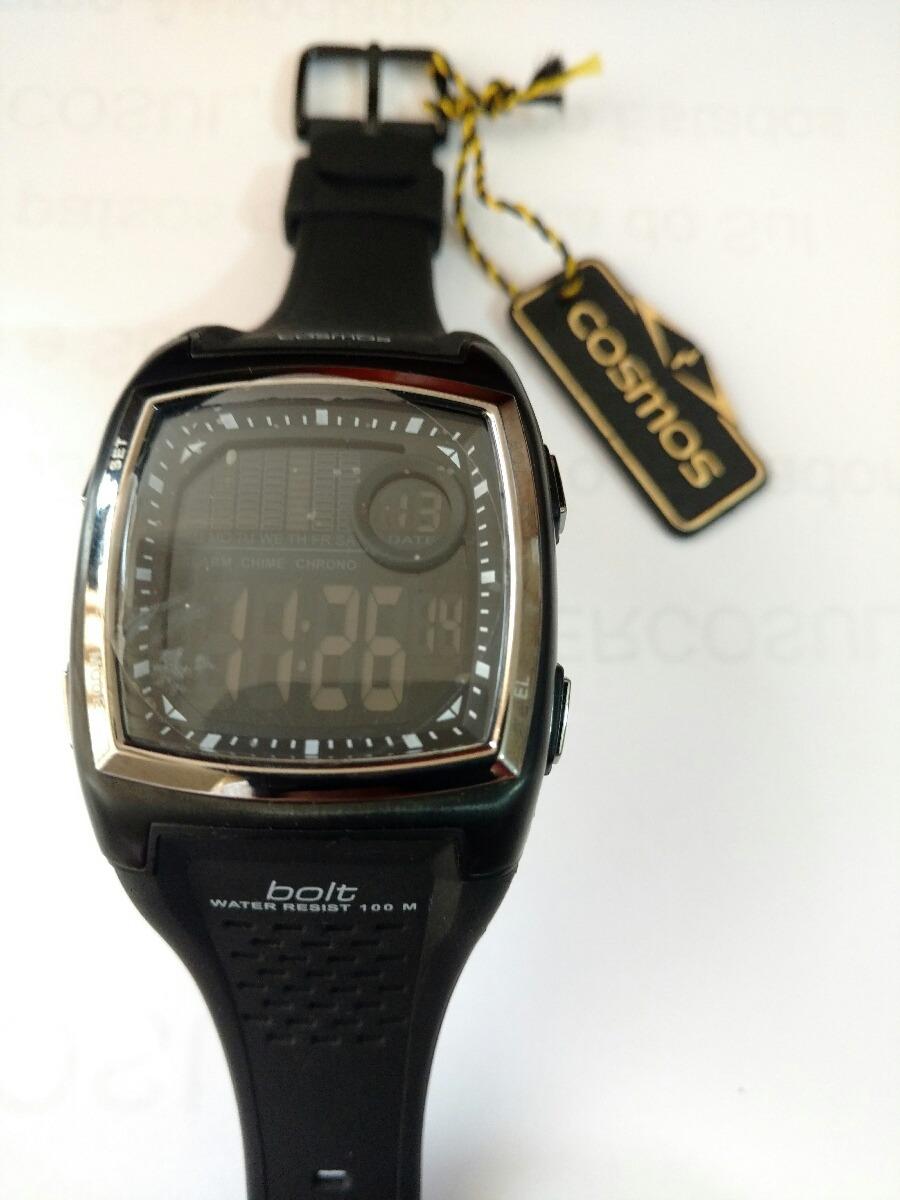 91b2583a169 relógio cosmos digital os40825p. Carregando zoom.