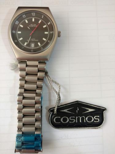 relógio cosmos militar 1oom