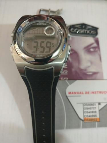 relógio cosmos os40932q