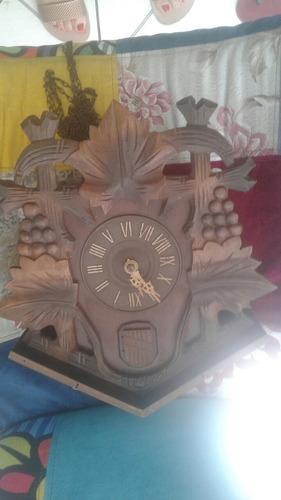 relógio cuco