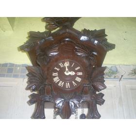 Relógio Cuco H Medidas 040x035x016