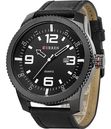 relógio curren masculino original garantia nota a2074