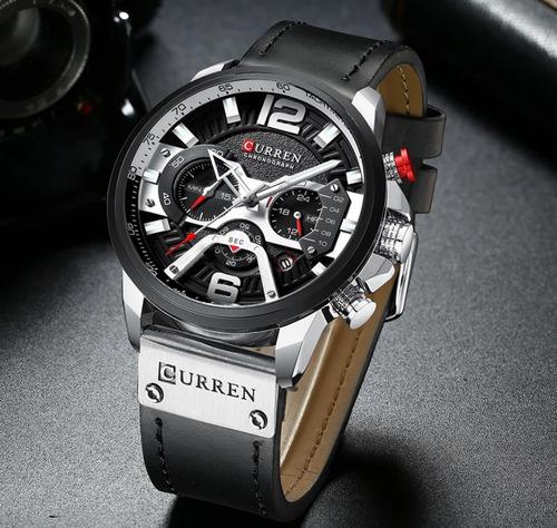 relógio curren original garantia