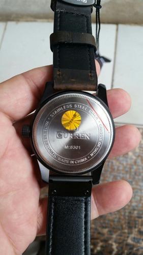 relógio curren p/ yuri