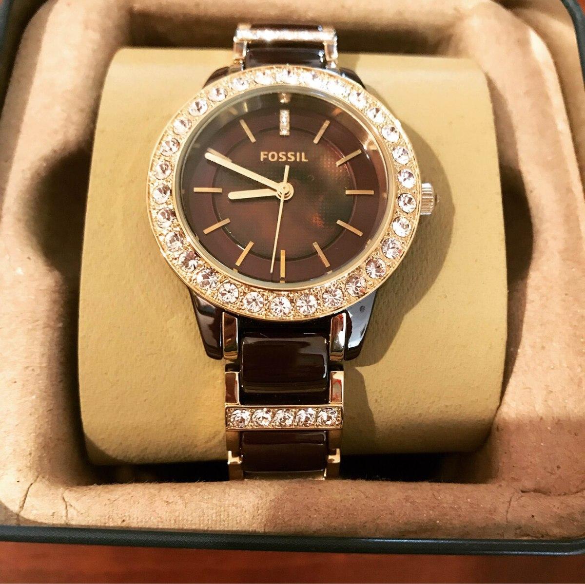 c24f9b70304 relógio da fóssil original novo importado feminino. Carregando zoom.
