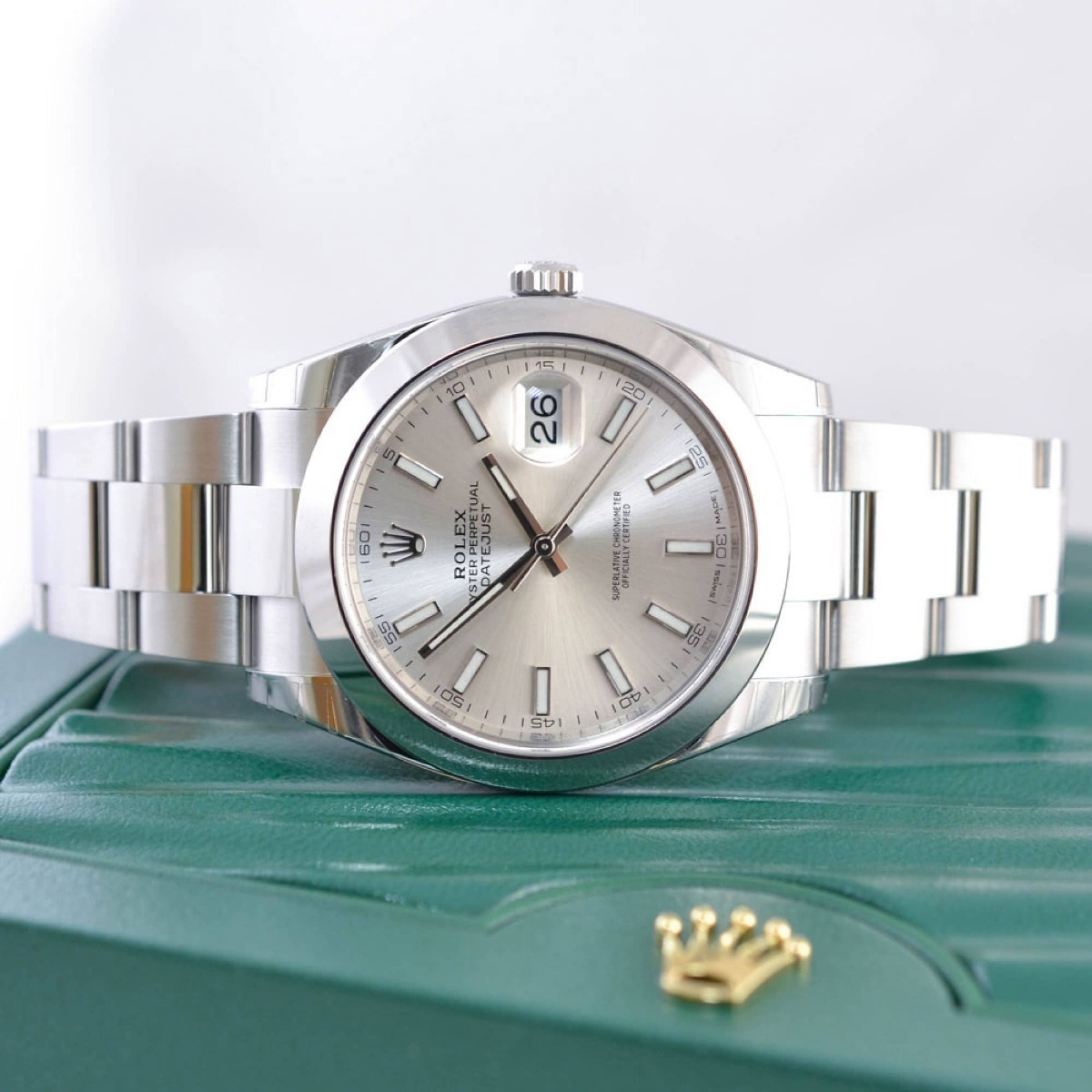 7cdca553d5e Relógio Datejust Steel Variados + Caixa E Documentos - R  1.389