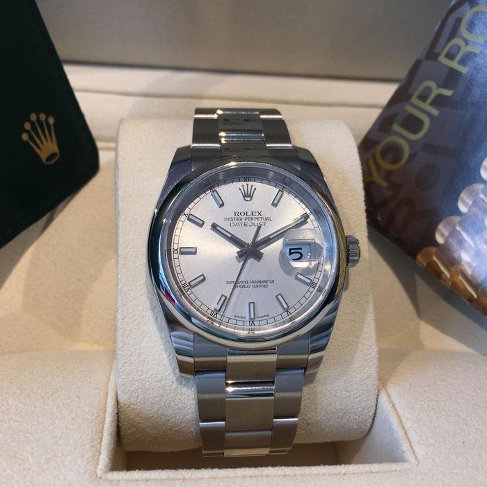 f4eaf888cc9 Relógio Datejust Steel Variados + Caixa E Documentos - R  1.389