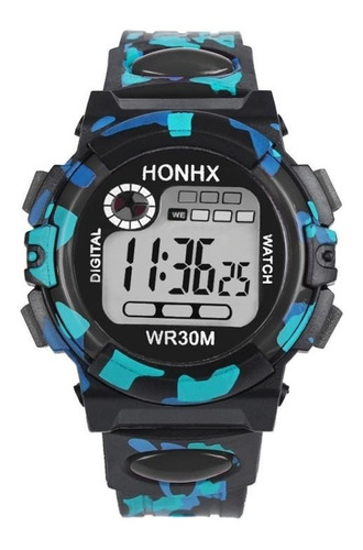 relógio de alta qualidade  multifuncional  à prova d'água