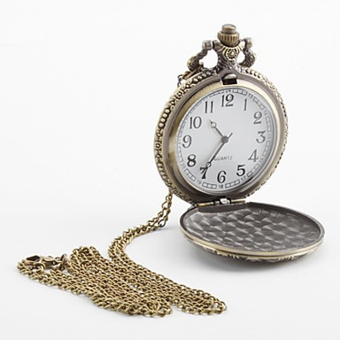 f7558755976 Relógio De Bolso Colar Vintage Barco - R  59