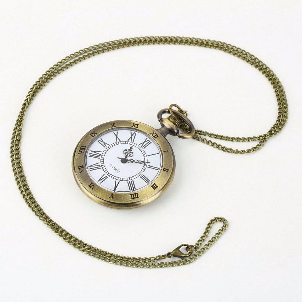 1aca23c618f relógio de bolso estilo antigo com corrente. Carregando zoom.