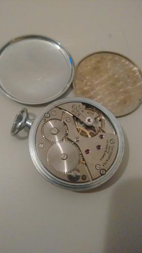 relógio de bolso tissot