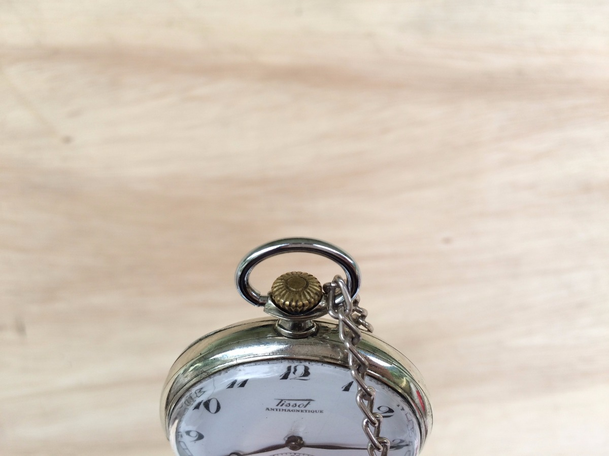 d62a01b23f9 relógio de bolso tissot funcionando (0630). Carregando zoom.