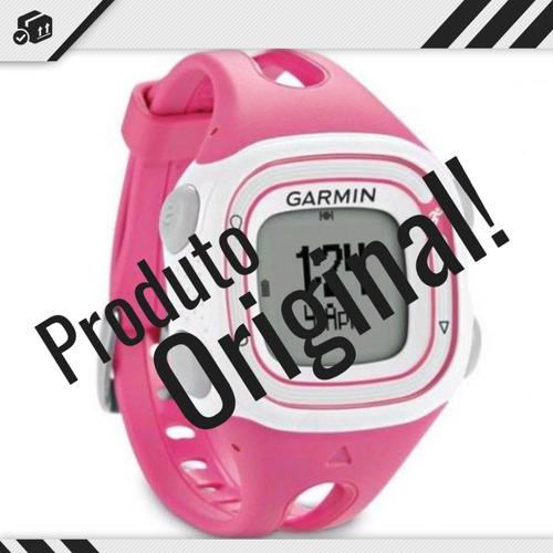 relógio de corrida garmin forerunner 10 ( usado) 2nh192206