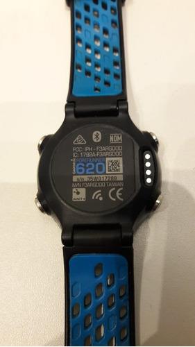 relógio de corrida garmin forerunner 620 ( usado) 35w017289