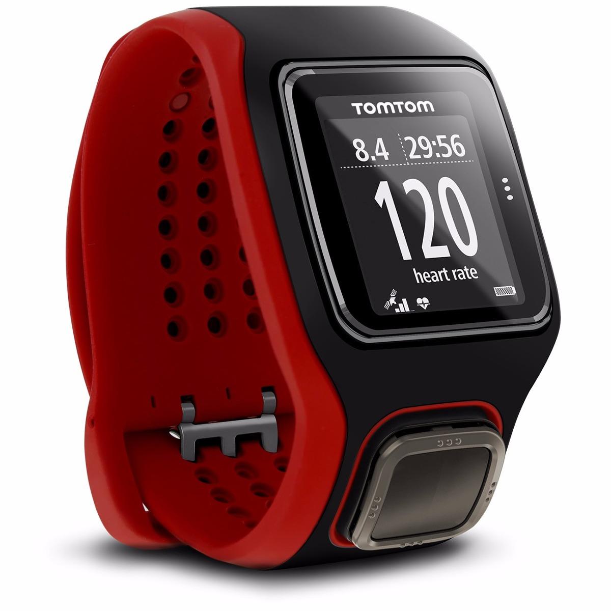 472d04dfcc5 Relógio De Corrida Multi-sport Cardio Tomtom Gps Monitor Car - R ...