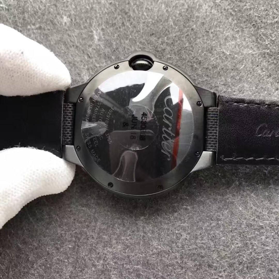 10dde199175 relógio de luxo automático cartier ballon bleu eta. Carregando zoom.